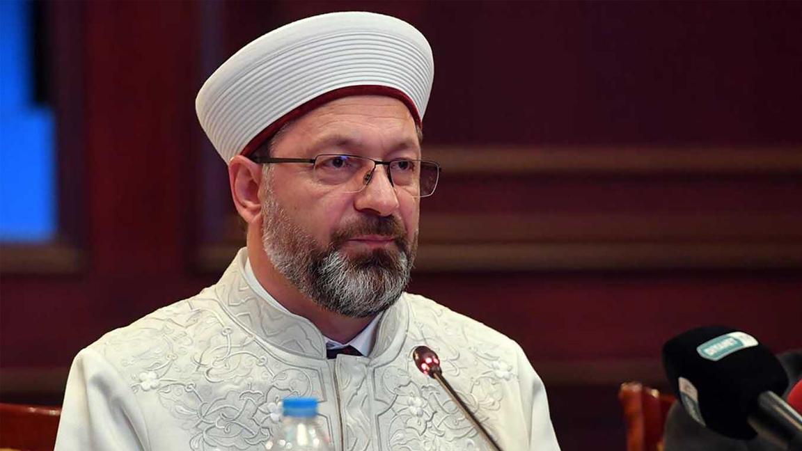 """Ali Erbaş, """"Günaydın'ı Cahiliye Dönemi saydı"""""""