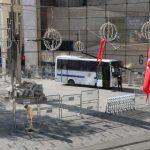 Galatasaray Meydanı yeniden polis ablukasına alındı