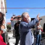 AKP'li Isparta Belediye Başkanı'ndan PSAKD Genel Başkanı Gani Kaplan'a büyük saygısızlık
