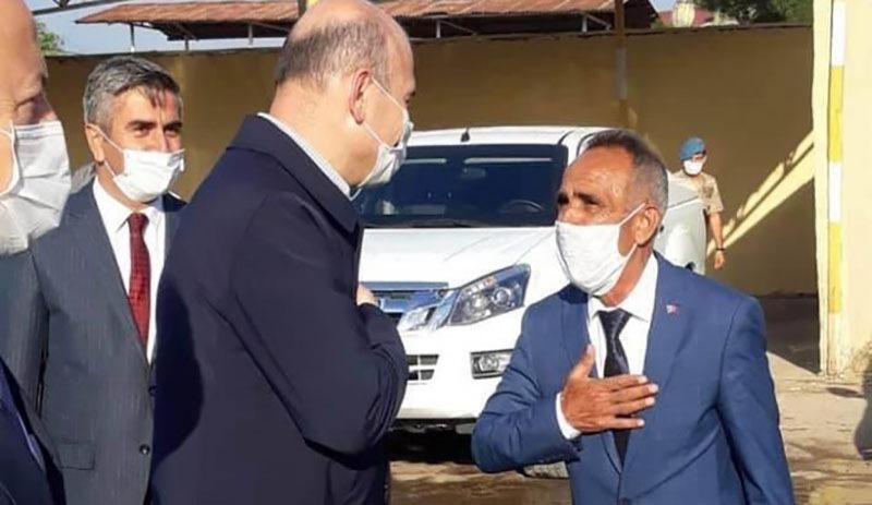 AKP'li Belediye Başkanı kaçakçı çıktı