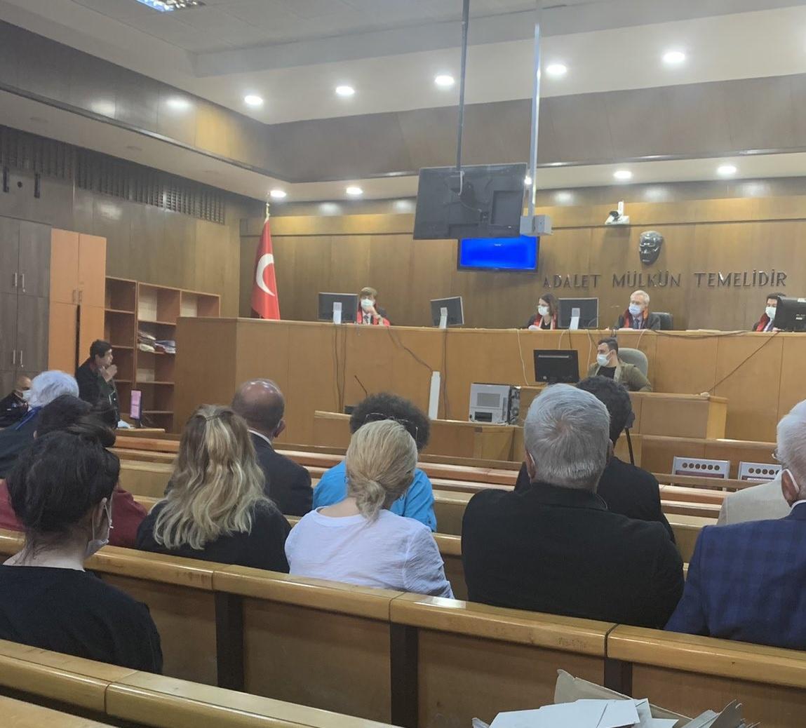 Madımak Katliamı Davamız 19 Ocak'a ertelendi