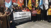 """İstanbul Emek ve Demokrasi Güçleri """"Suruç'un hesabı sorulacak"""""""