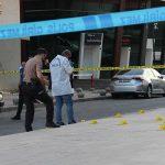 Örnektepe Mahallesinde silahlı çatışma 1'i ağır 5 kişi yaralandı