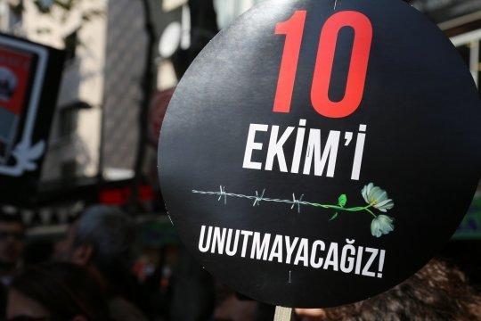 10 Ekim Katliamı'nın 6'ıncı Yıldönümü