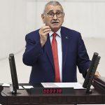 İYİ Partili Durmuş Yılmaz partisinin aksine tezkereye red oyu verdiğini açıkladı