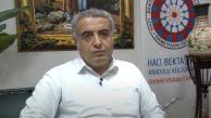 Hacı Bektaş Veli Anadolu Kültür Vakfı Genel Başkanlığına yeniden Ercan Geçmez seçildi