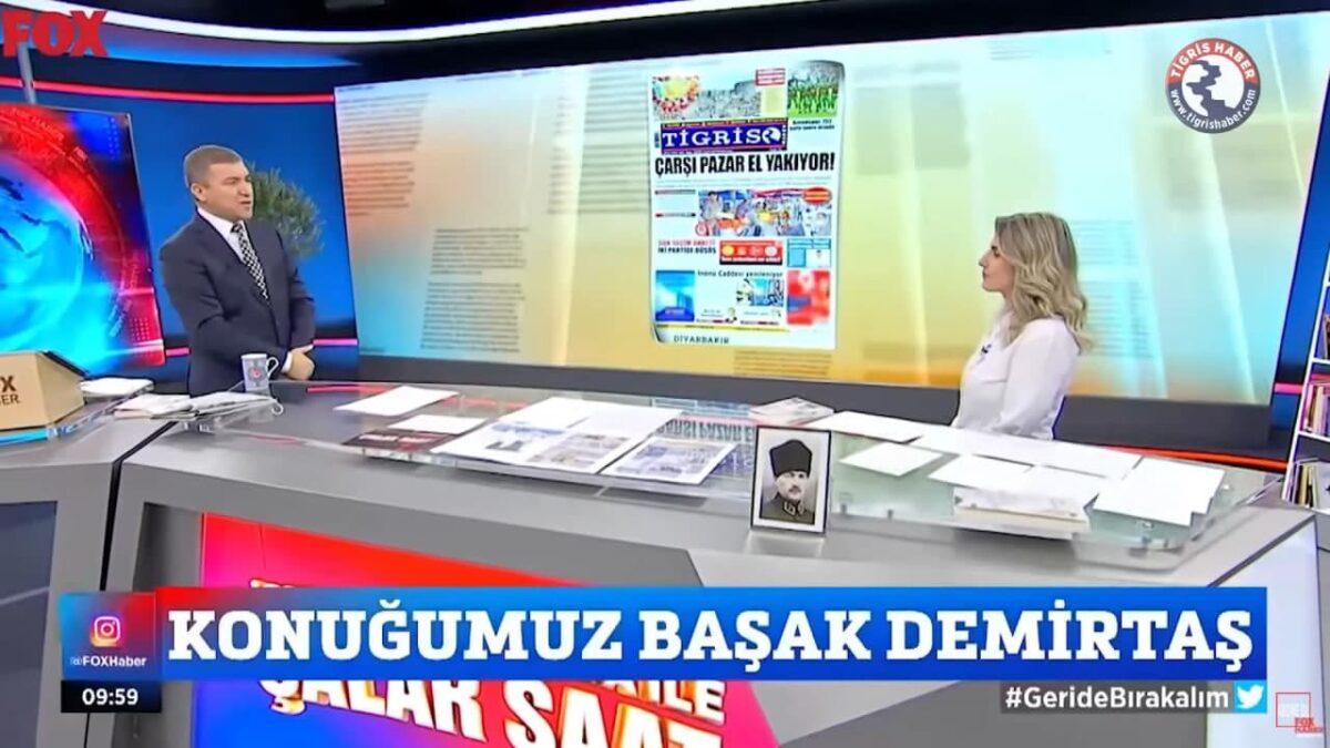 Başak Demirtaş'ı konuk alan FOX TV'ye RTÜK'ten inceleme