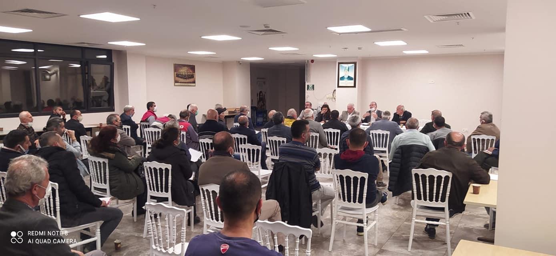 ABF, Maltepe Cemevi için Alevi dernekleri ile toplandı