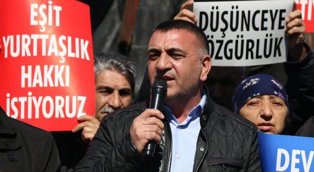 Zeynal Odabaş'ın davası 3 Mart 2022'ye ertelendi