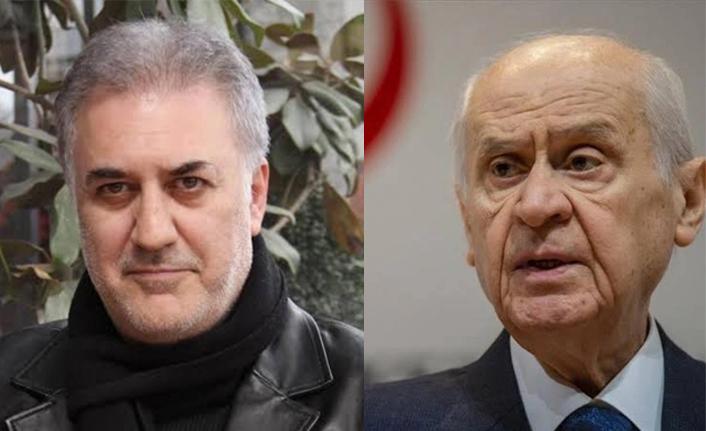 Tamer Karadağlı'ya Devlet Bahçeli'den destek