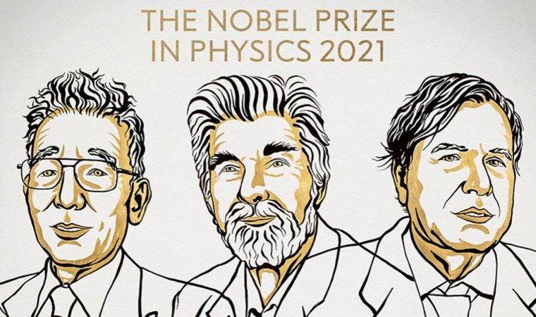 Nobel Fizik ödülü sahiplerini buldu…