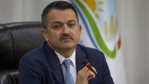 """AKP'li İktidarın Tarım Bakanı Pakdemirli: """"Tarım'ı siyaset dışı tutmalıyız"""""""